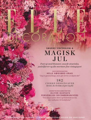 ELLE Decor Denmark - December 2019