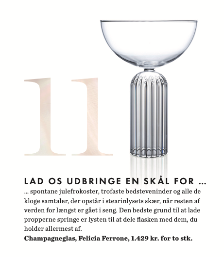 May Coupe gift guide Elle Decor Denmark