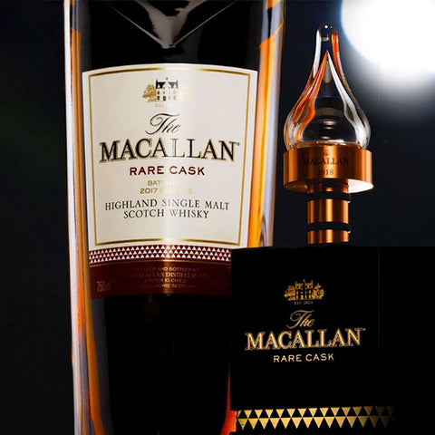 Limited Edition Rare Cask Stopper by Felicia Ferrone for The Macallan Whisky.