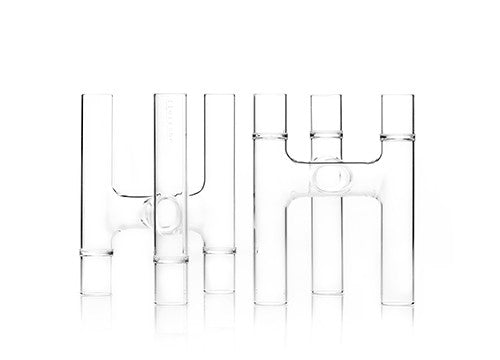 TRIO CANDELABRAS - Temporarily Out of Stock - Pre-Order Available