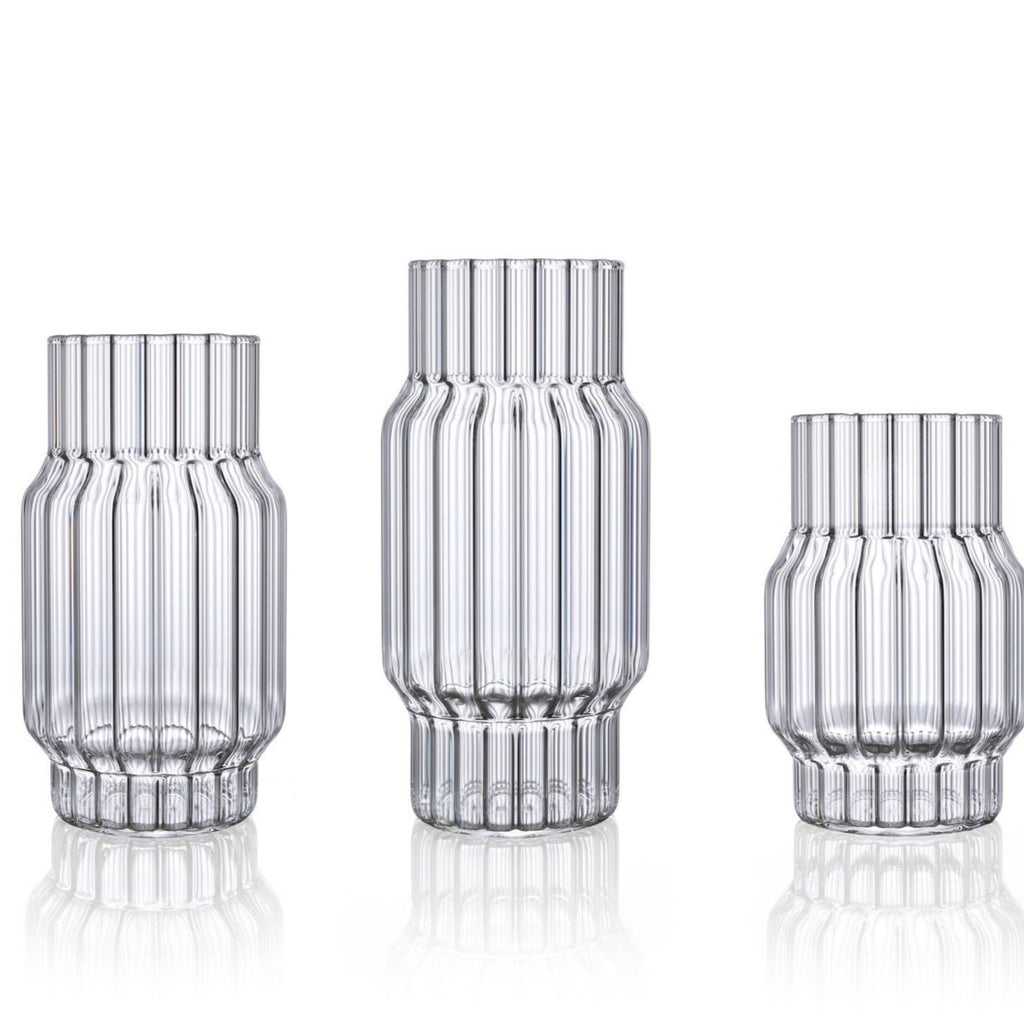 3 piece Designer Vase set