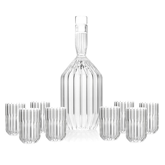 Margot Decanter + Dearborn Mini Set