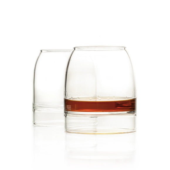 Rare Whiskey Glass - Set of 2