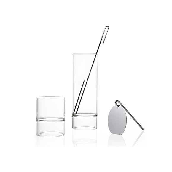 Revolution Cocktail Set With Rocks / Martini Glasses Set