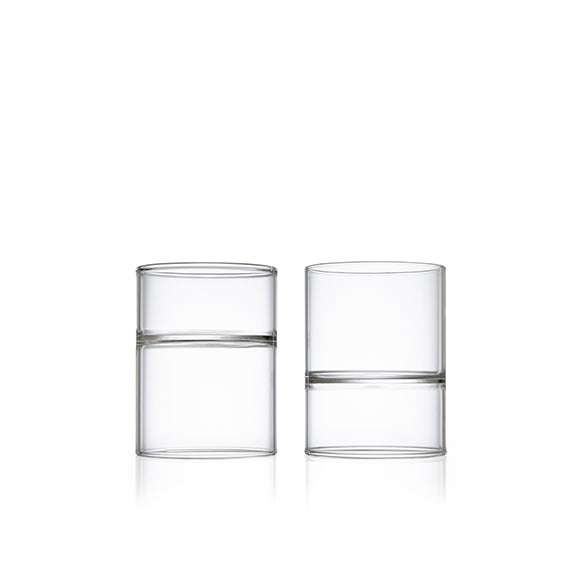 Revolution Rocks / Martini Glass - Set of 2