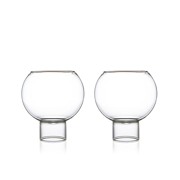 Tulip Low Medium - Set of 2