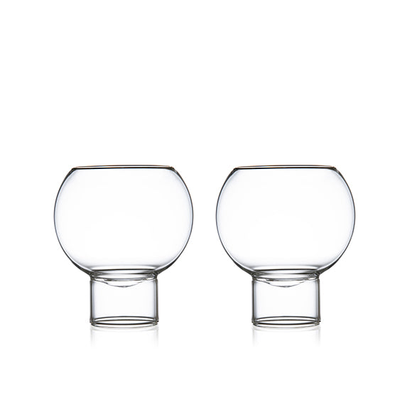 Tulip Low Small - Set of 2