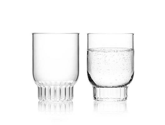 Rasori Medium Glass- Set of 2