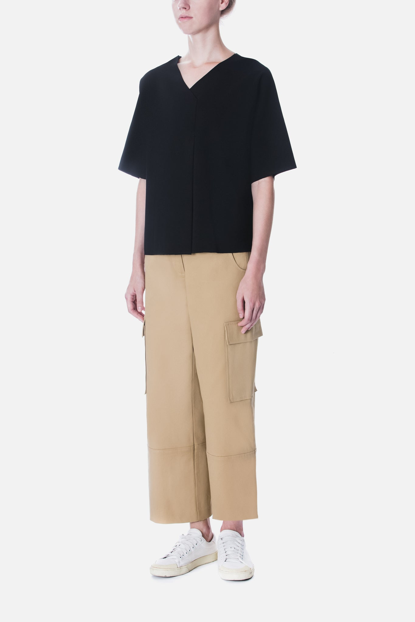 SIDE POCKET UTILITY TROUSER