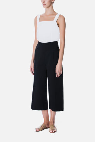 TROUSER WITH SLANT POCKETS