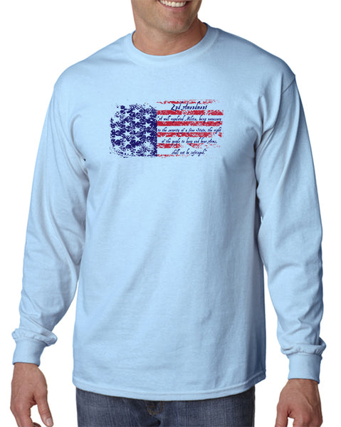 2nd Amendment Flag T-shirt