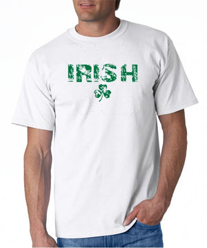 Distressed Irish T-shirt