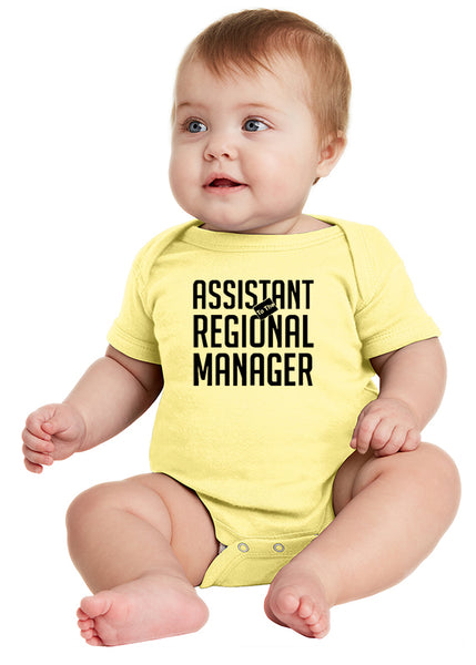 Asst. to the Regional Manager The Office Onesie