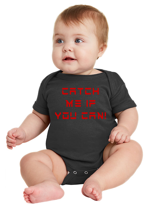 Catch Me If You Can - Infant Baby Bodysuit