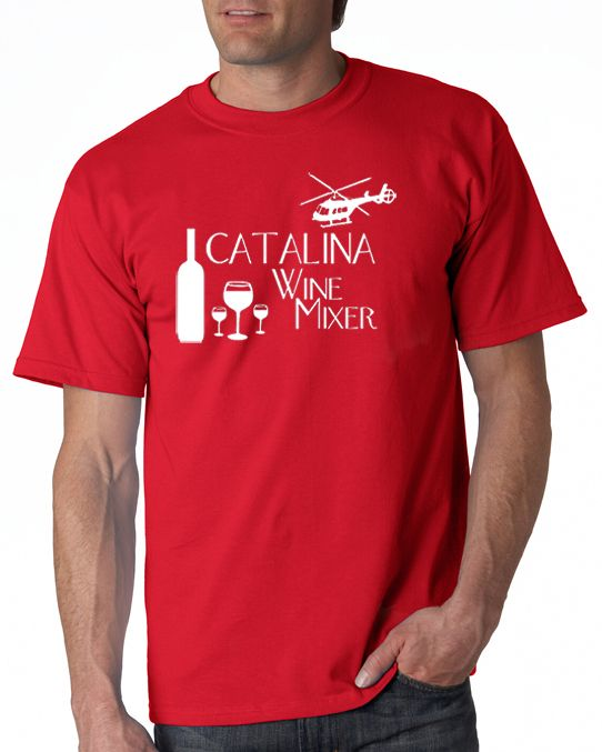 SALE | Catalina Wine Mixer t-shirt
