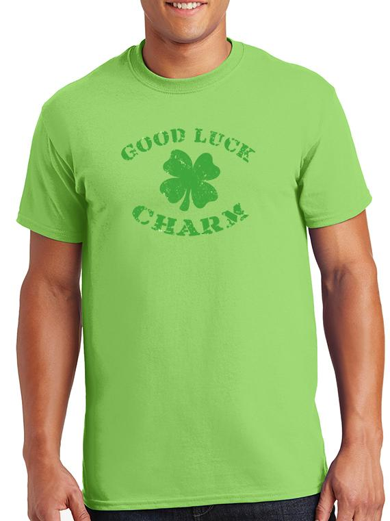 Good Luck Charm Irish T-Shirt