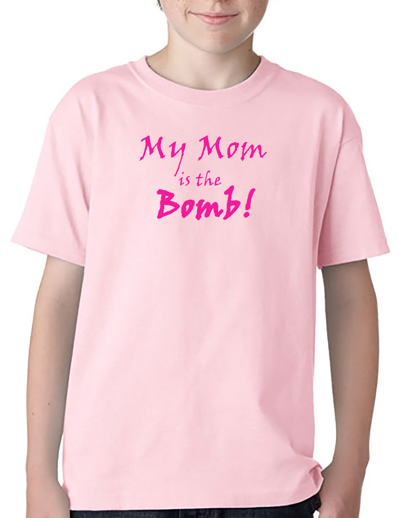 My Mom is the Bomb Youth T-Shirt