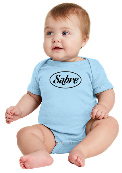 Sabre - Infant - Onesie - The Office Inspired
