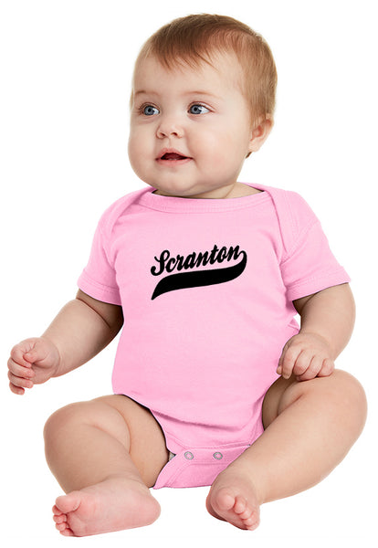 Scranton - Infant - Onesie - The Office inspired