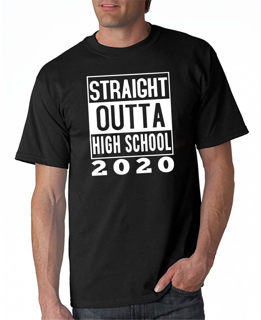 Straight Outta High School 2020 T-Shirt
