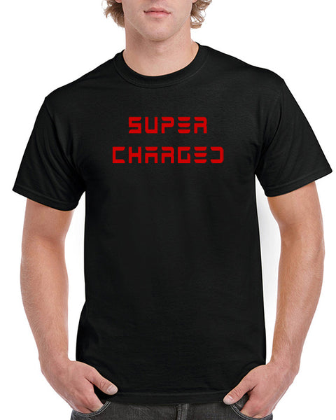 Super Charged Men's T-Shirt