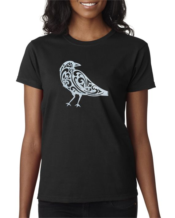 SALE | The Raven Sparkle Tee