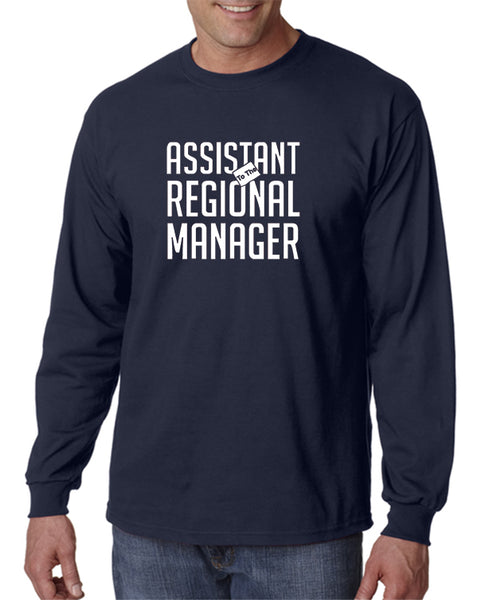 Assistant to the Regional Manager T-Shirt