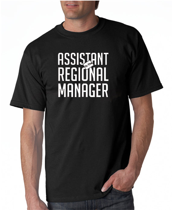 SALE | Assistant to the Regional Manager T-Shirt