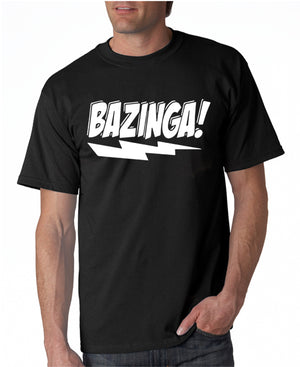 SALE | Bazinga T-shirt
