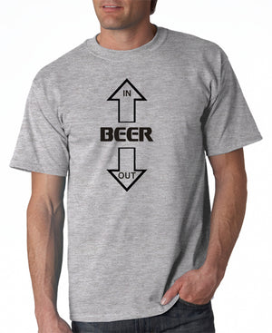 SALE | Beer In Beer Out T-Shirt