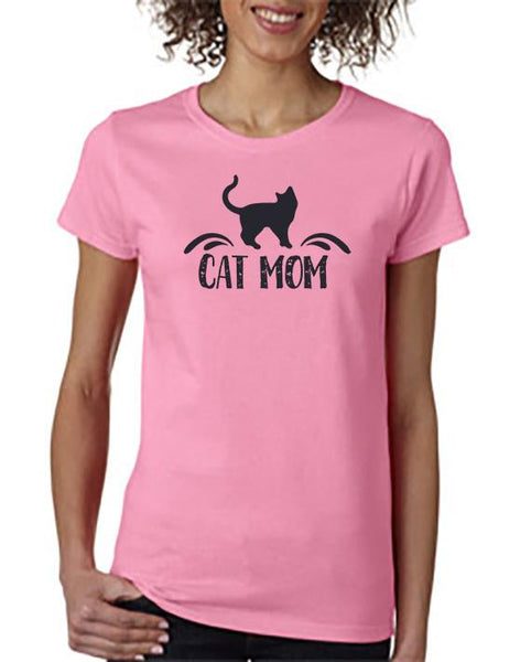 Cat Mom - Women's T-shirt