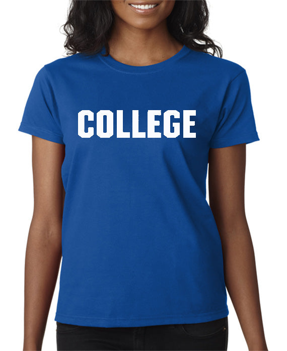 SALE | College T-shirt