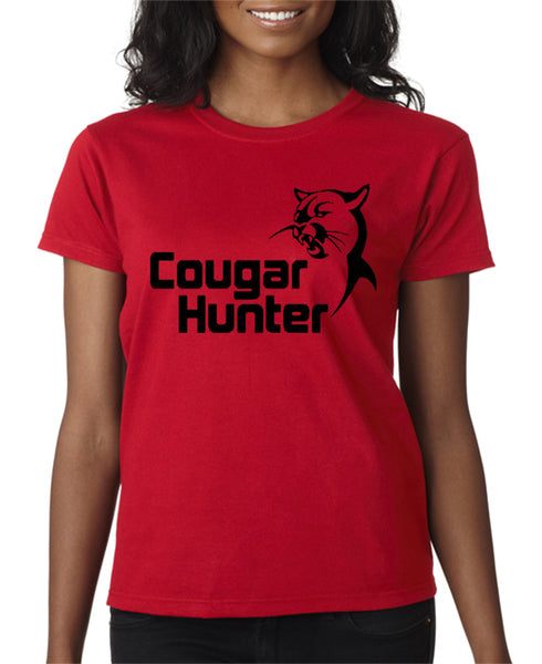 Cougar Hunter T-shirt