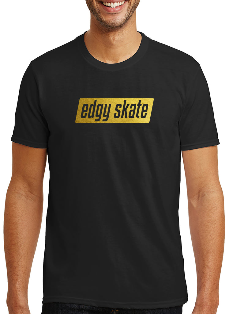 edgy skate short sleeve t-shirt
