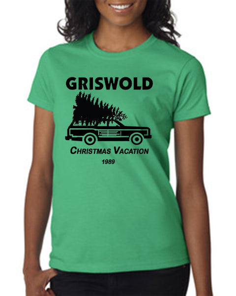 Griswold Christmas Vacation T-Shirt inspired by National Lampoon Family Vacation