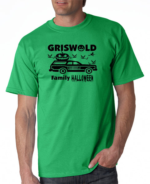 Griswold Family Halloween T-Shirt inspired by National Lampoon Family Vacation