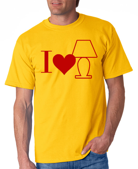 SALE | I Love Lamp t-shirt Anchorman Inspired