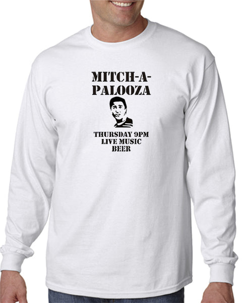 Mitch-A-Palooza Old School T-shirt