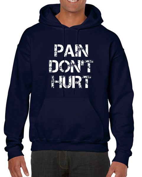 Road House Pain Don't Hurt Hoodie Sweatshirt