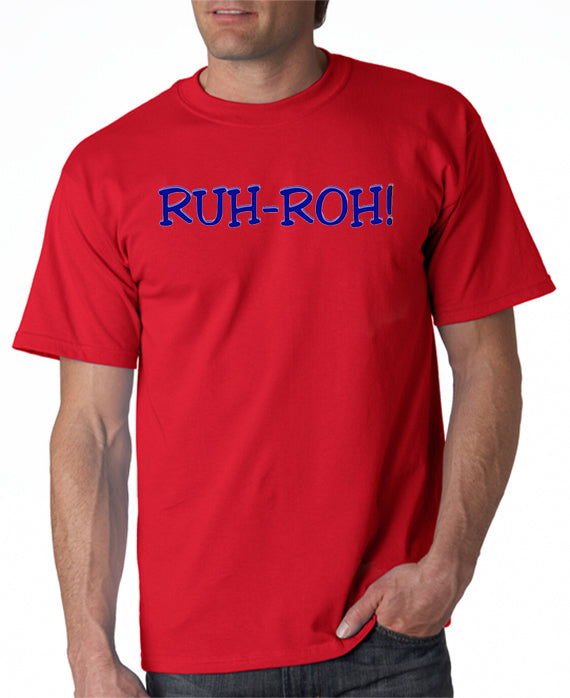 SALE | Ruh-Roh T-shirt inspired by Scooby Doo