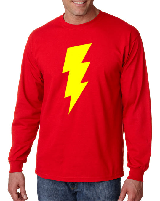 SALE | Shazam T-shirt Big Bang Theory Sheldon