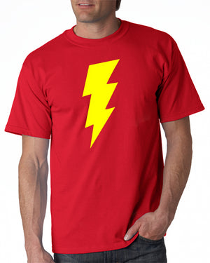 Shazam T-shirt Big Bang Theory Sheldon