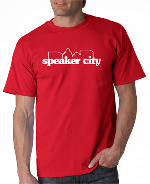 Speaker City T-shirt