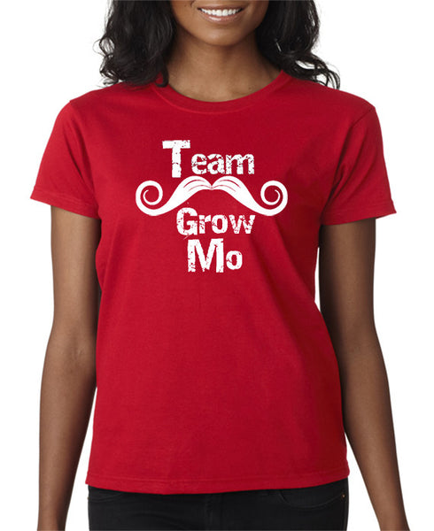 Team Grow Mo T-Shirt