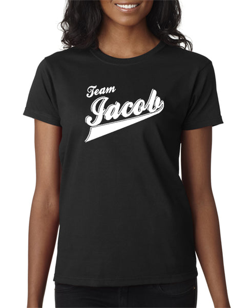 Team Jacob Swoosh T-shirt