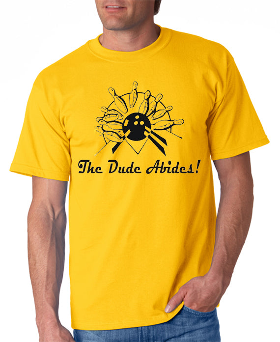 SALE | The Dude Abides T-shirt