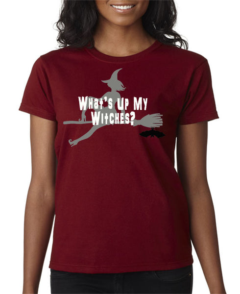 What's Up My Witches? T-Shirt