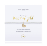 Joma Jewellery - Heart of gold