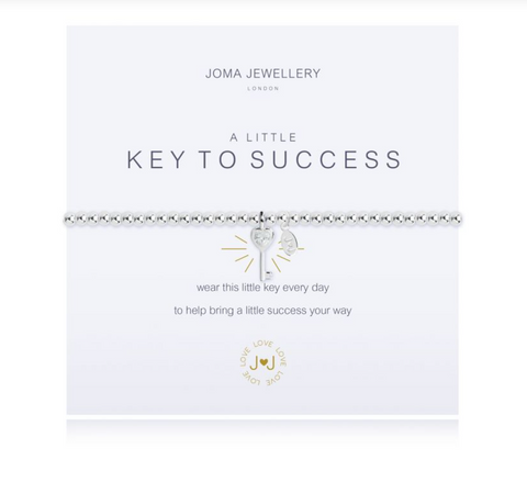Joma Jewellery - Key to succes