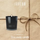 Janzen - Scented Candle. 135 gr